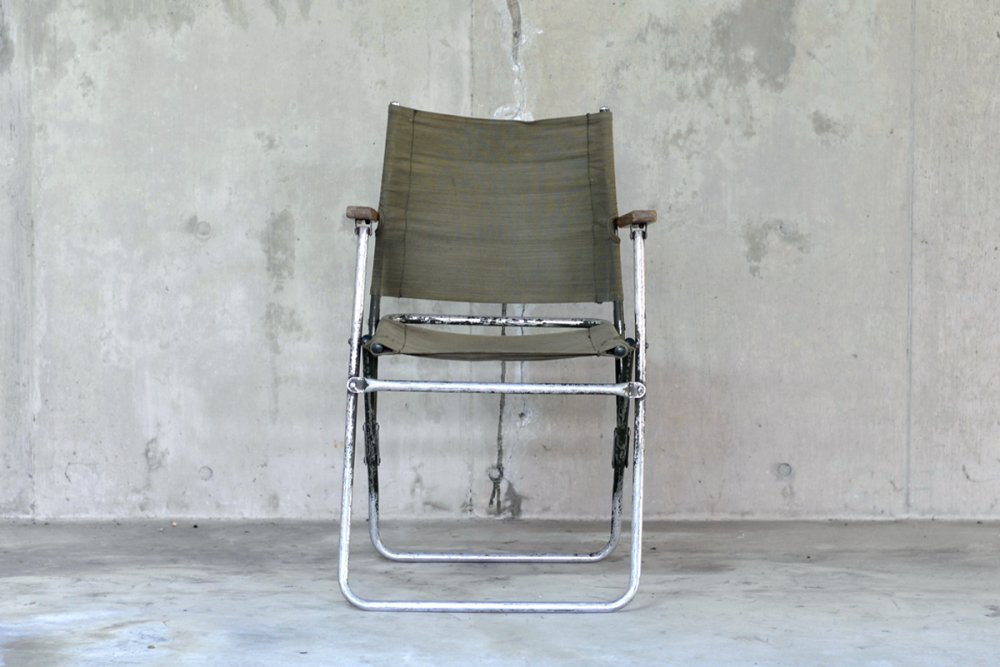 BRITISH ARMY FOLDING CHAIR / ROVER CHAIR - No._1007