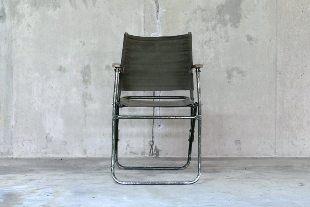 BRITISH ARMY FOLDING CHAIR / ROVER CHAIR - No._1009