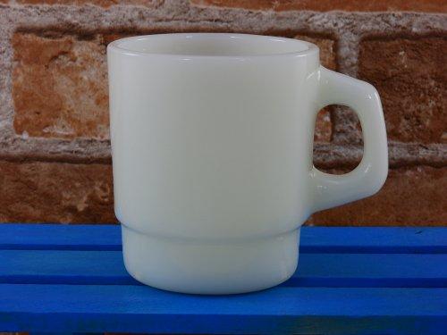 ファイヤーキング スタッキングマグカップ ホワイト