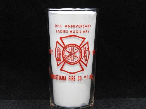 消防署、消防隊ヴィンテージタンブラー#4