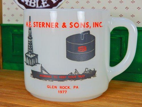フェデラルマグカップ テキサコ タンカー#2