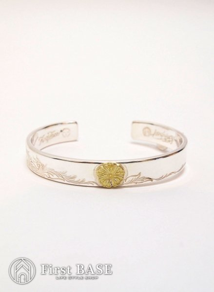 KEN KIKUCHI 10mm SPECIAL BANGLE EAGLE