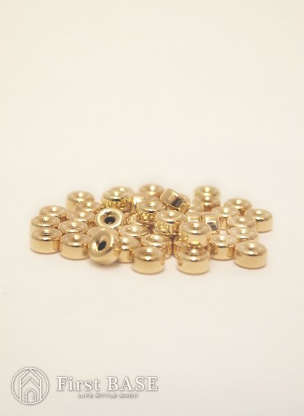 KEN KIKUCHI CUSTOM BEADS GOLD K18