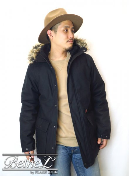 O.C CREW/オーシークルー CALIFAS DOWN JACKET BLACK