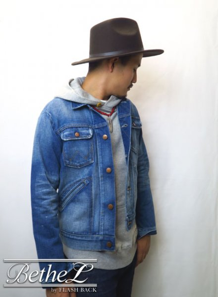Wrangler/ラングラー JACKET DENIM 336  INDIGO