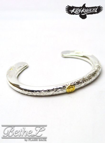 KEN KIKUCHI/ケンキクチ BN-17 EAGLE FACE BANGLE