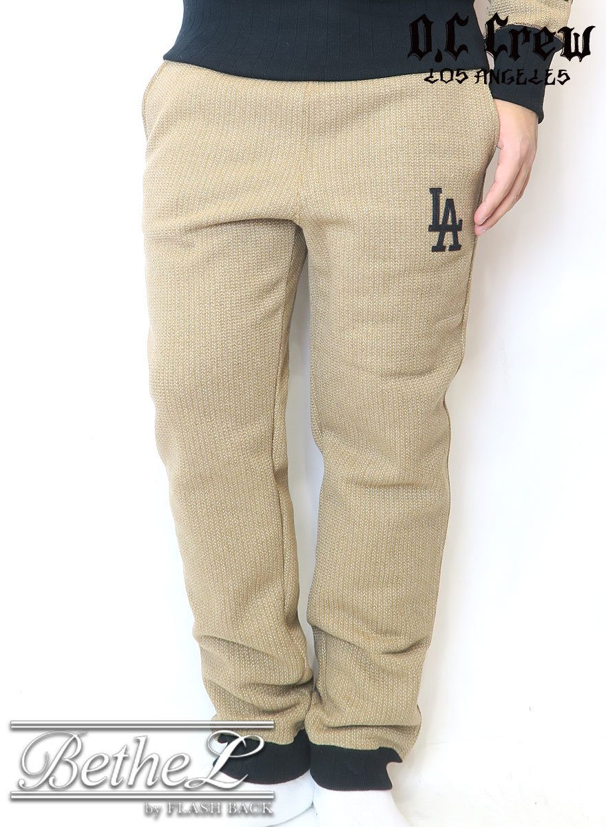 O.C CREW/オーシークルー  BEACH CLOTH PANTS BEIGE