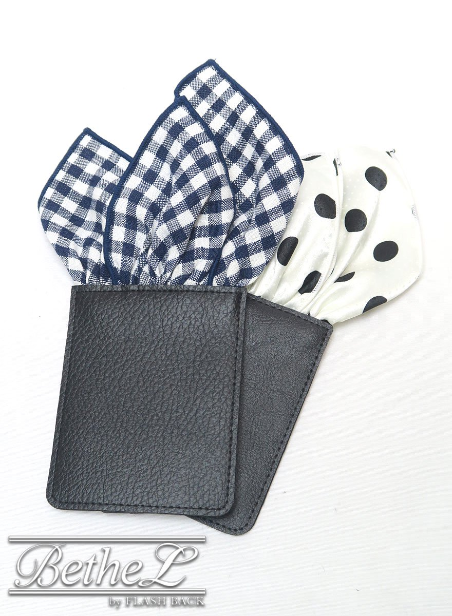 FixPon/フィックスポン ポケットチーフ クラッシュ