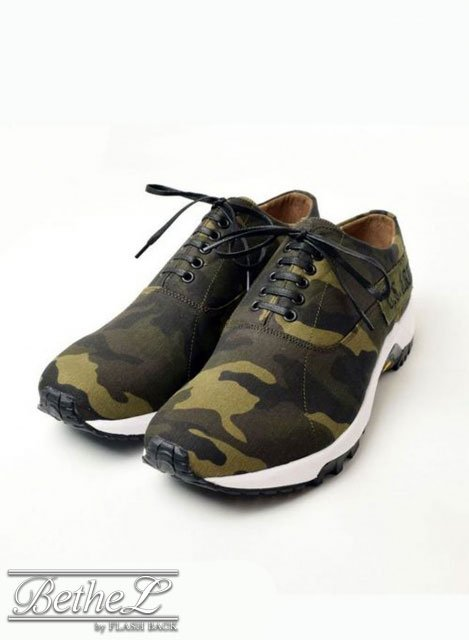 mythography/ミソグラフィー U.S.ARMY SNEAKERS