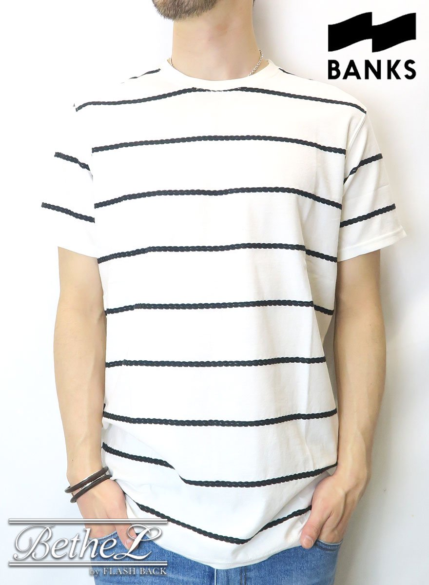BANKS JOURNAL/バンクスジャーナル  SLOWDOWN TEE SHIRT