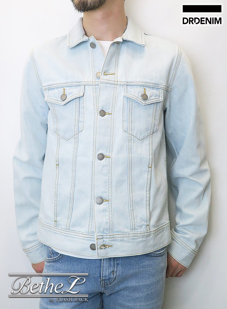 DR.DENIM/ドクターデニム DWIGHT JACKET SUPERLIGHT