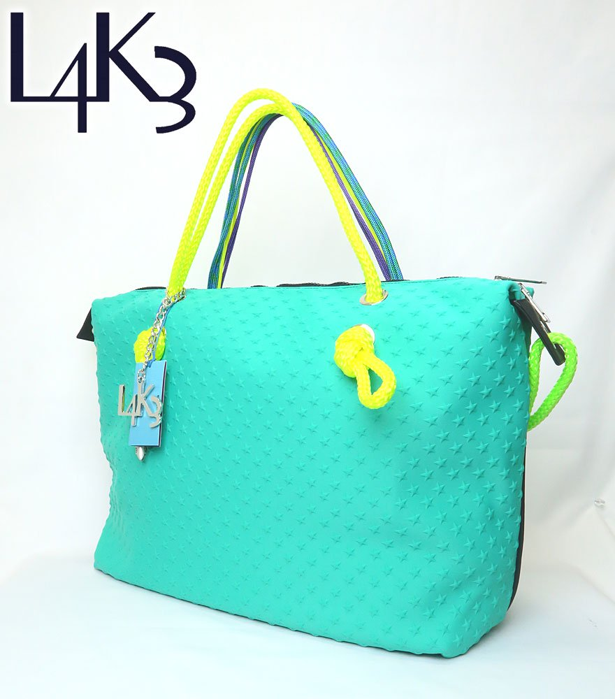 L4K3/レイク QUEEN LAKE GREEN STAR
