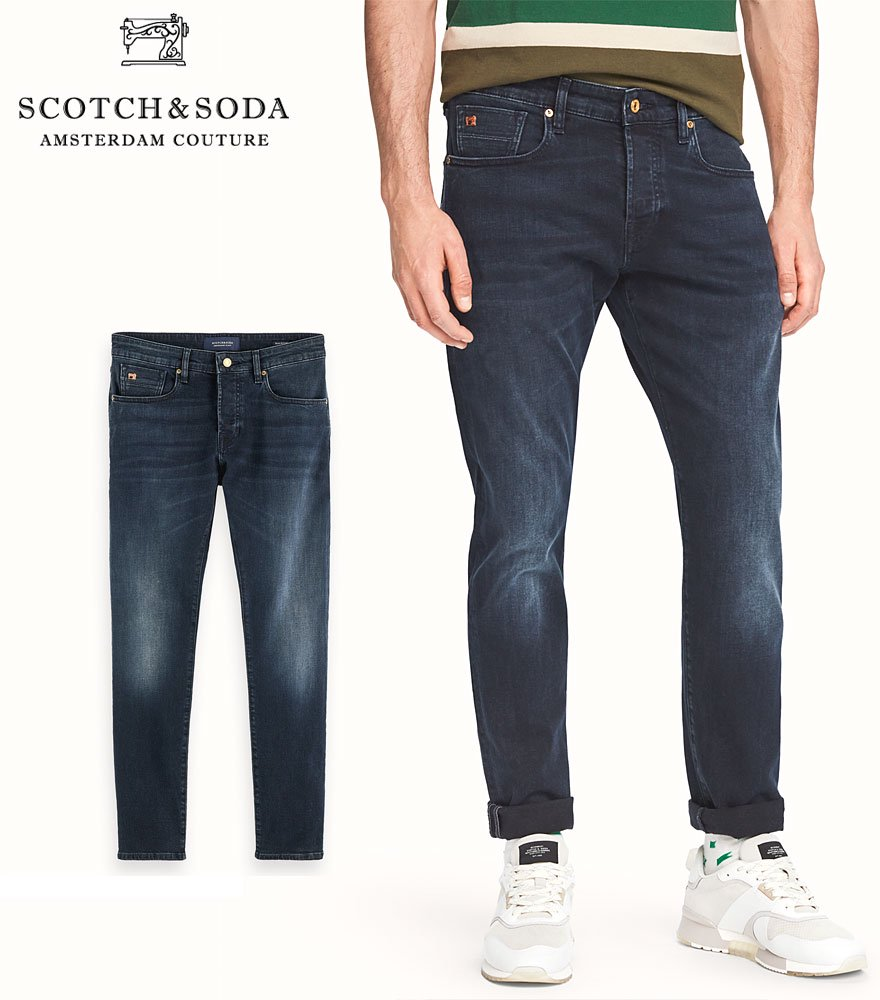 SCOTCH&SODA/スコッチ&ソーダ ジーンズ Ralston - Shooting Star