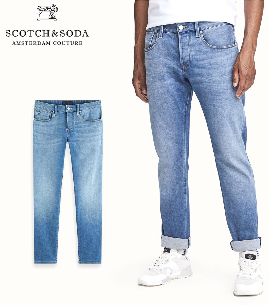 SCOTCH&SODA/スコッチ&ソーダ ジーンズ Ralston - Spyglass Light