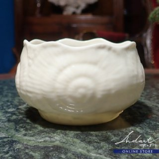<img class='new_mark_img1' src='//img.shop-pro.jp/img/new/icons5.gif' style='border:none;display:inline;margin:0px;padding:0px;width:auto;' />【 Andart 】 Belleek /  Toy Shell / シュガーボウル