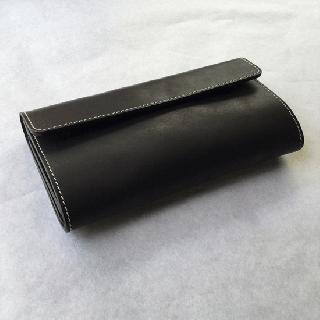 ANDADURA 大容量長財布(かぶせタイプ)