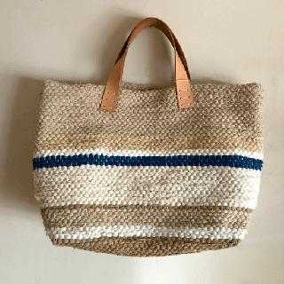stoffa   裂き織りバッグ905
