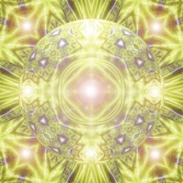 ストーン マンダラ「タイガーアイ」 Stone Mandala
