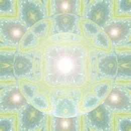 ストーン マンダラ「アクアマリン」 Stone Mandala