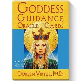 女神のガイダンスオラクルカード(日本語版説明書付)