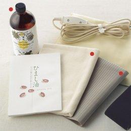 ヒマシ油オリジナル3点セット (ケーシー療法)