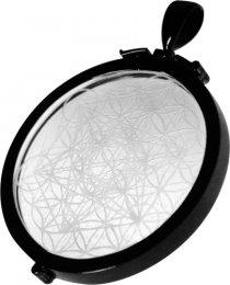 多層神聖幾何学水晶ディスク「なほひ」着脱式 数量限定