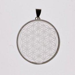 多層神聖幾何学水晶ディスク「なほひ」