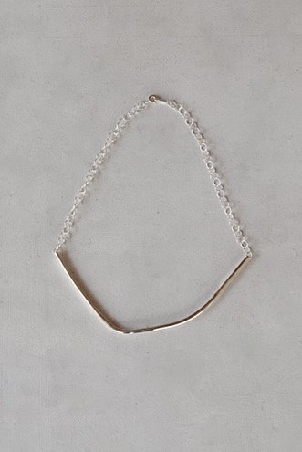ANGULAR  NECKLACE