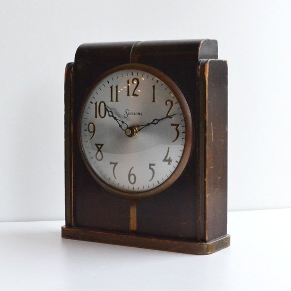 1950's 『SESSIONS』 TABLE CLOCK
