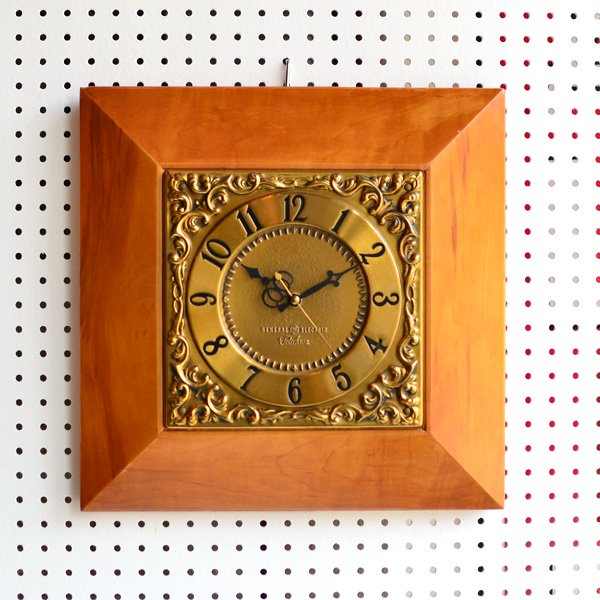 1950's 『GENERAL ELECTEIC』 WALL CLOCK
