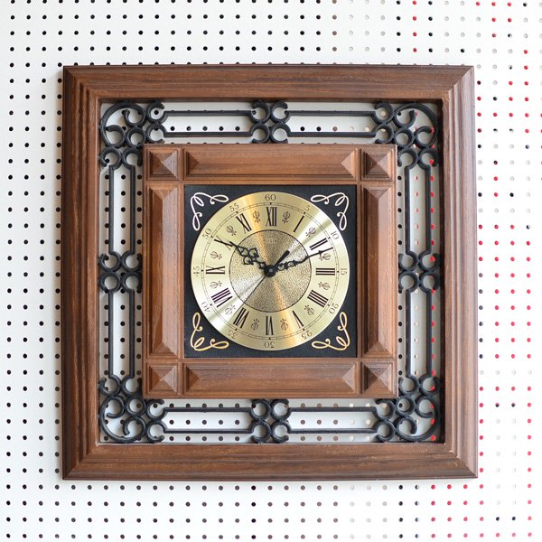 1960's 『ELGIN』 WALL CLOCK