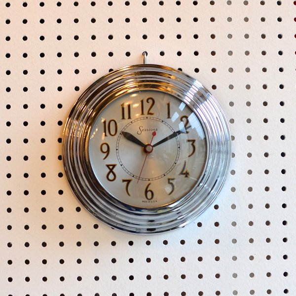 1960's 『SESSIONS』 KITCHIN CLOCK