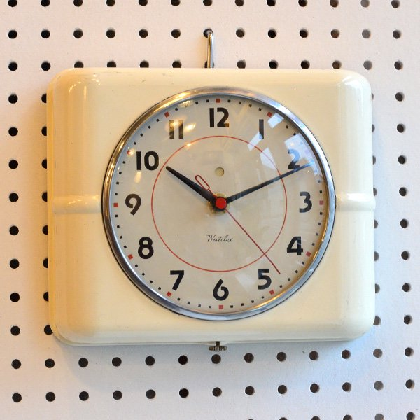 1950's 『WESTCLOX』KITCHIN CLOCK