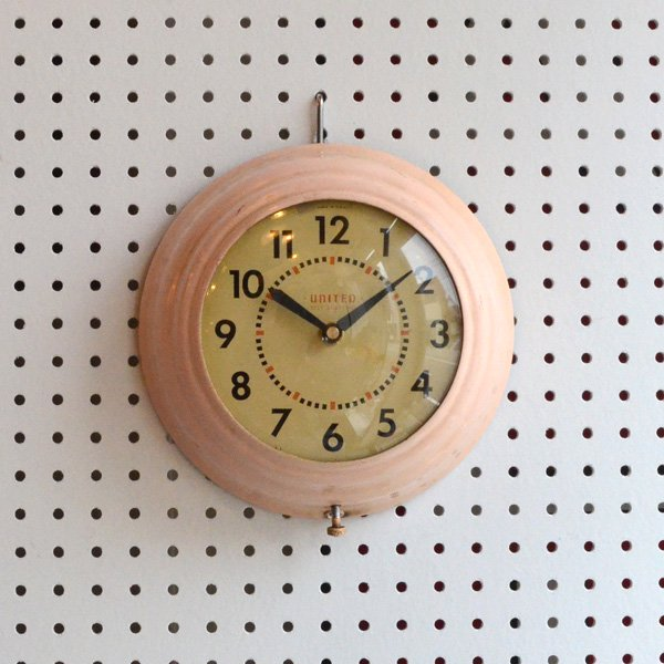 1940's 『UNITED』KITCHIN CLOCK