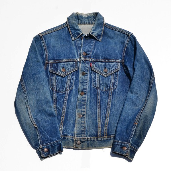 1970's 『LEVI'S 70505 BIG E』 DENIME JACKET (36 ?)