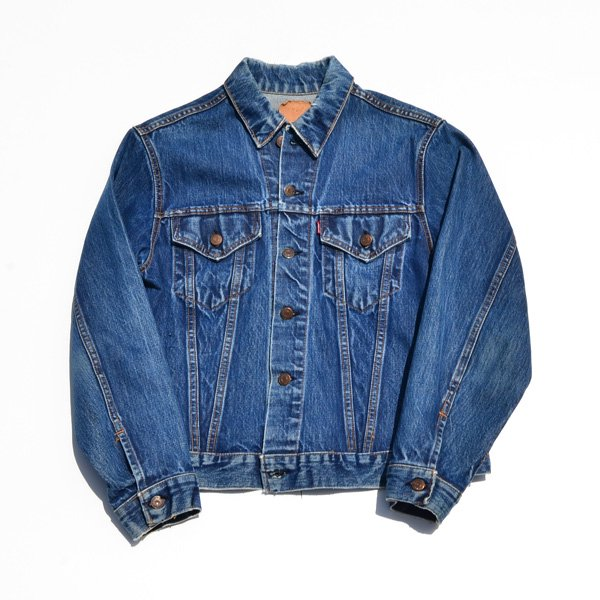 1970's 『LEVI'S 70505 BIG E』 DENIME JACKET (38 ?)