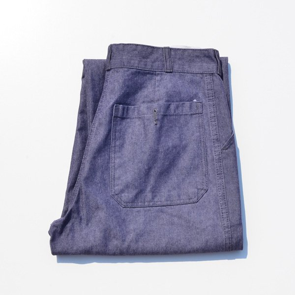 1980's 『FRENCH MARINE』 DENIME TROUTHERS (W30 L28)