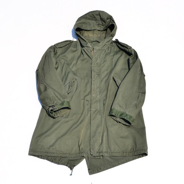 1950's 『U.S.ARMY』M-1951 SHELL PARKA (M)