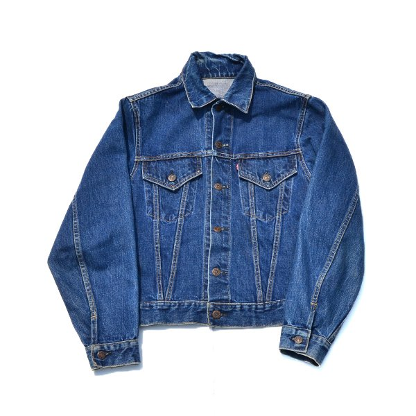 1960's 『LEVI'S 557 BIG E』 DENIME JACKET (36)