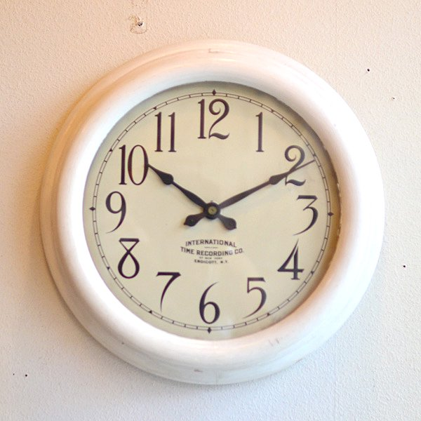 1920's 『IBM 』 SCHOOL CLOCK
