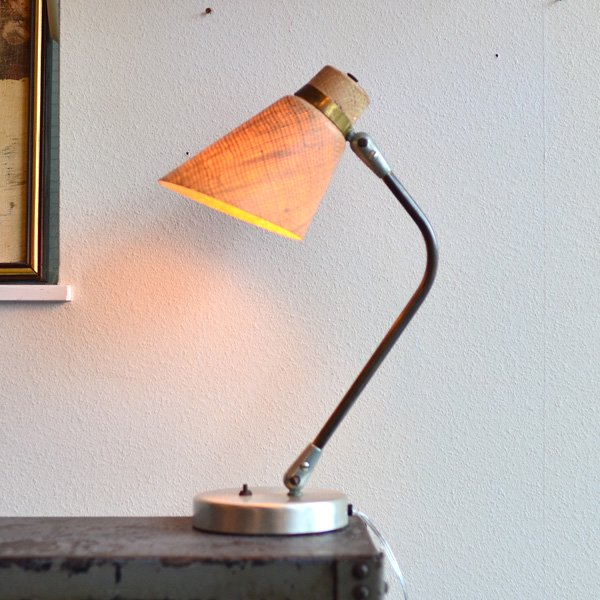 1950's ADJUSTABLE ARM DESK LAMP