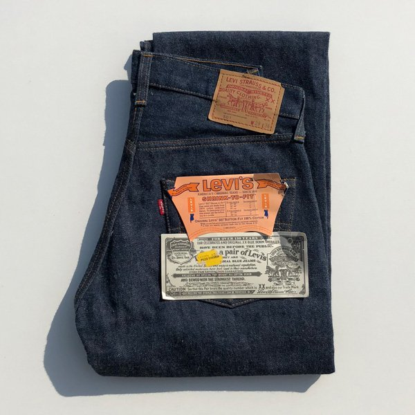 1980's 『LEVI'S』 501 RED LINE N.O.S (W29 L36)