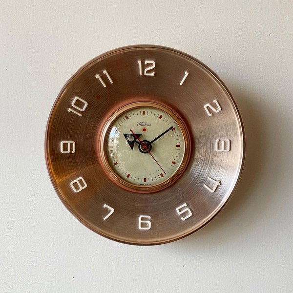 1950's 『TELECHRON』KITCHIN CLOCK