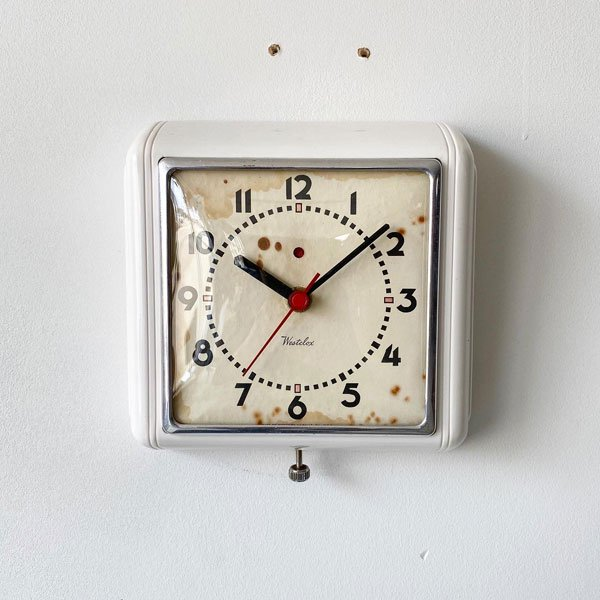 1960's 『WESTCLOX』KITCHIN CLOCK