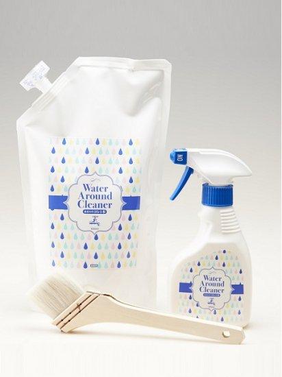 日本製 水まわりコレ1本 水アカ・石鹸カスを落とします  蛇口や洗面台などに!