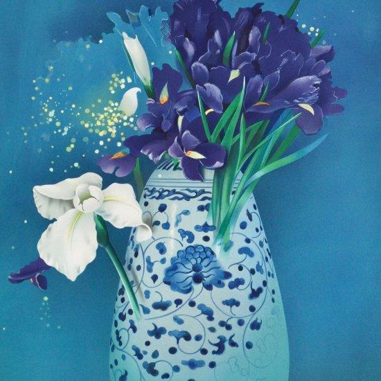 アイリスの花瓶 【レンタル使用品】