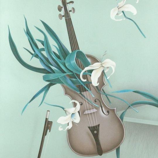 百合とバイオリン【SOLDOUT】