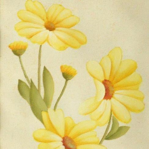 黄色い花【SOLD OUT】
