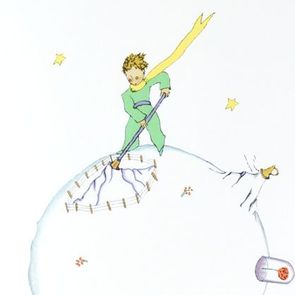 星の王子様 8 【SOLD OUT】