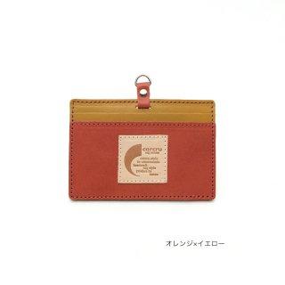 【ビー・ピスク/モニカ(日本製)】カルクルの定番IDホルダー<br>IDホルダー